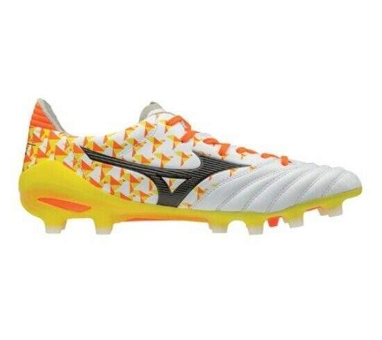 P1GA185345 Morelia Neo 2 MD Men Soccer Cleats shoes Sneakers White