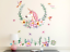 Pastels-Floral-UNICORN-Wall-Art-Decal-Stickers-Girls-Bedroom-UK-SELLER-FREE-P-amp-P thumbnail 1