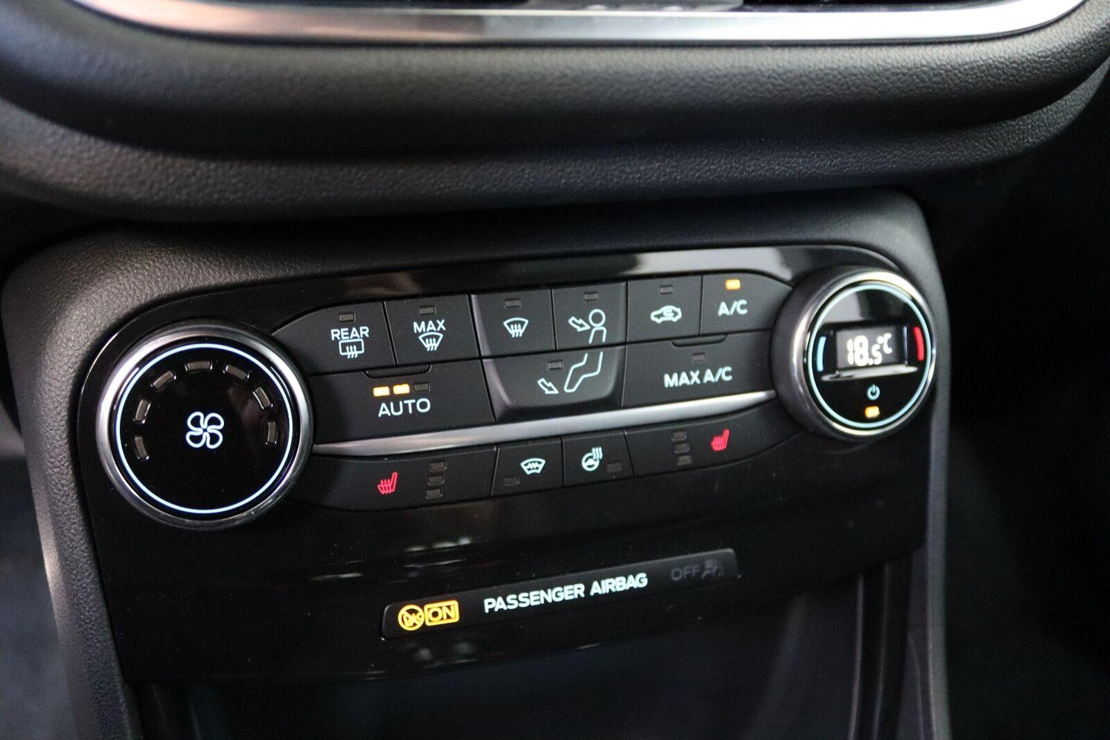 Ford Puma 1,0 EcoBoost mHEV ST-Line X - billede 10