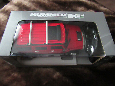 Hummer H2 Radio Controllato High Speed Racing Modello Marks & Spencer-mostra Il Titolo Originale Il Consumo Regolare Di Tè Migliora La Salute
