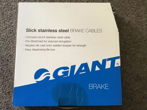 100 Cables Workshop Bulk Purchase Giant Mountain Bike Brake Inner Cables