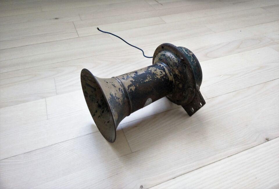 Elektrisk gammelt bilhorn fra 1926, Bosch FK6 AS4