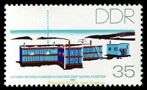 EBS-East-Germany-DDR-1988-Antarctic-Research-Michel-3160-MNH