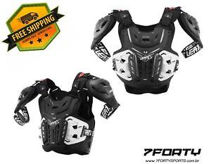 Leatt Chest Protector 4.5 Pro Black MX ATV Off Road Motocross