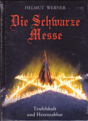 1 von 1 - Die Schwarze Messe von Helmut Werner (NEU/OVP) 3850032590