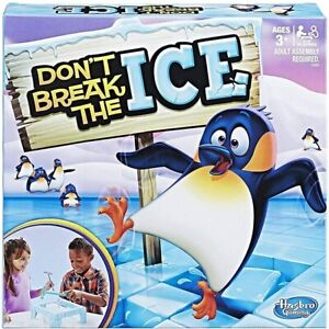 Kids Fun Game Don't Break The Ice Game Save The Penguin Ages 3+