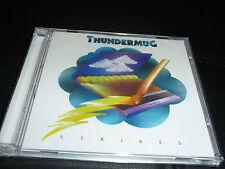 CD.THUNDERMUG. STRIKES. SUPER HEAVY CANADIEN 1972.STYLE GRAND FUNK LED ZEPP.REMA
