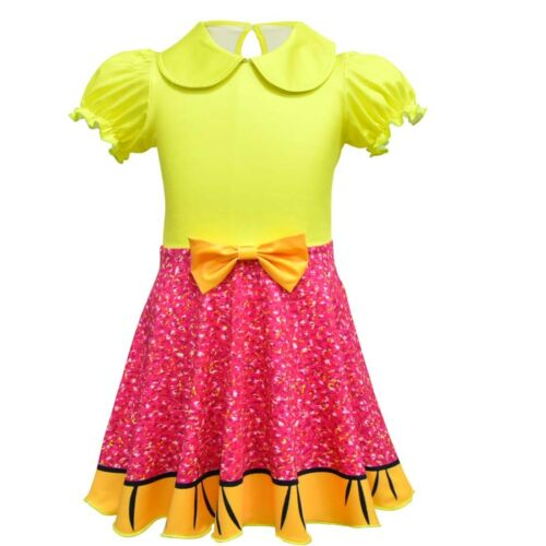 UK Girl LoL Surprise Doll Game Fancy Dress Princess Party Cosplay Costume Gifts