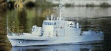 DUMAS USS CROCKET GUN BOAT KIT