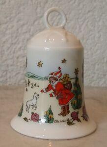 Bell-Porcelain-Bell-Christmas-Bell-Hutschenreuther-on-The-Heide-1993