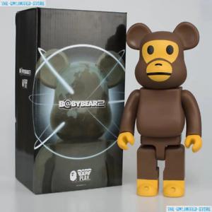 400/% Bearbrick Gloomy Bear Toy BE@RBRICK Action Figure {High Quality}