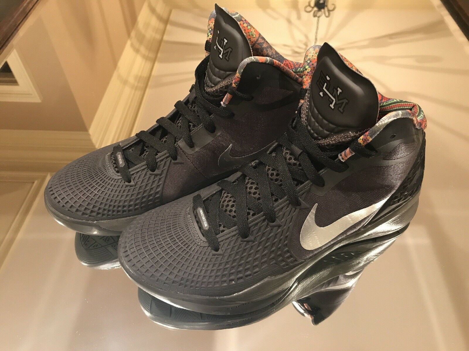 Nike BHM Hyperdunk Supreme 2011 Black History Month Look See Sample Rare PE
