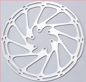 180mm 6 Bolt Cycling Centerline Disc Brake Rotor for  Mountain Road Bike