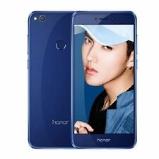 Huawei Honor 8 Lite | 4GB Ram 64 GB ROM | 12+8 MP Camera Finger Print - Blue