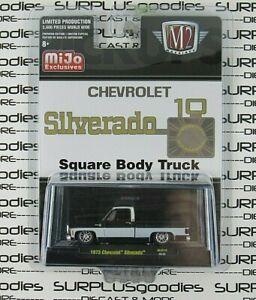 M2-Machines-1-64-2019-MiJo-1973-CHEVROLET-SILVERADO-10-SquareBody-Pickup-Truck