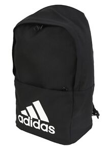 Adidas Classic BP Backpack Bags Sports Black Training Casual GYM Bag ... 427a58994c0af