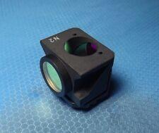 Leitz N2 Cube Filter Block For Ploemopak Fluorescence Microscope Green 513609