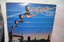Jerry Lee Lewis The Session London W/Guests EX+ Vinyl Die-Cut Gatefold Red Label