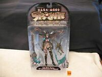 Spawn Series 11 The Dark Ages Skull Queen Action Figure By Mcfarlane Toys