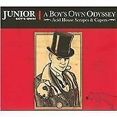 Various Artists - Boy's Own Odyssey - Acid House Scrapes And Capers [Digipak] A