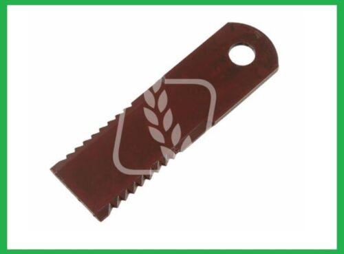 Messer Schlegelmesser Strohhäckslermesser Claas gezahnt VE 25 St OE 065294