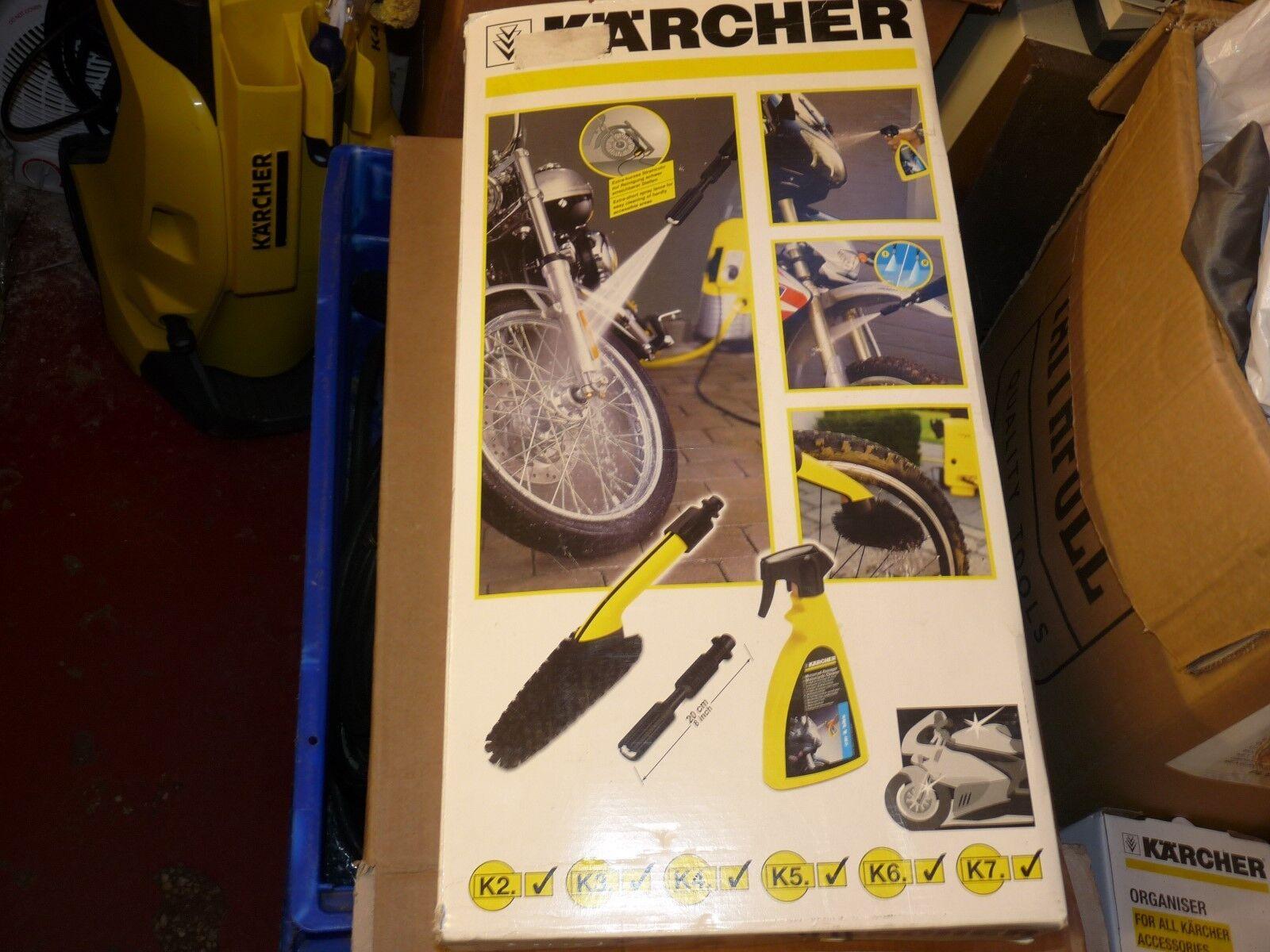 Karcher Bici del motor kit de limpieza