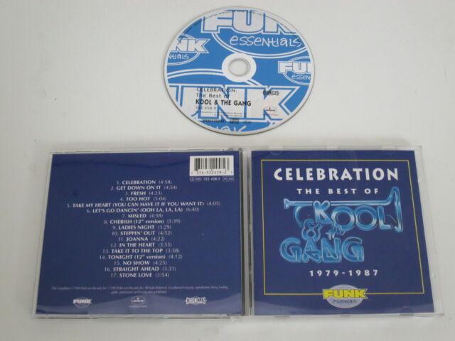 KOOL & THE GANG/CELEBRATION/THE BEST OF KOOL & THE GANG(1979-1987)(MER 522458-2)
