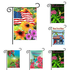 Yellow Finch Coneflowers   Double Sided **GARDEN FLAG**  G1265  Quality
