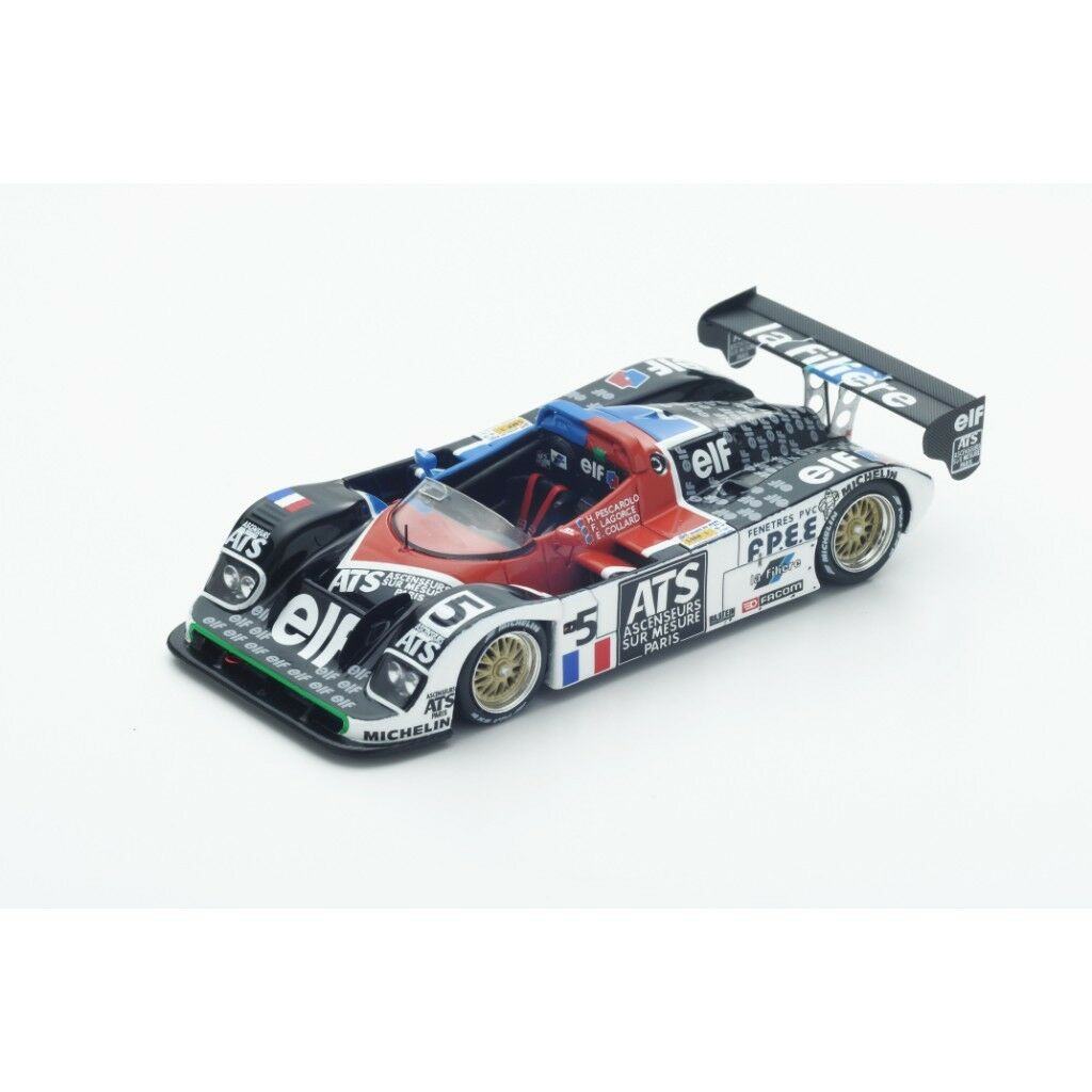 SPARK COURAGE C36 Porsche th Le Mans 1996  Collard - Pescarolo S4707 1 43