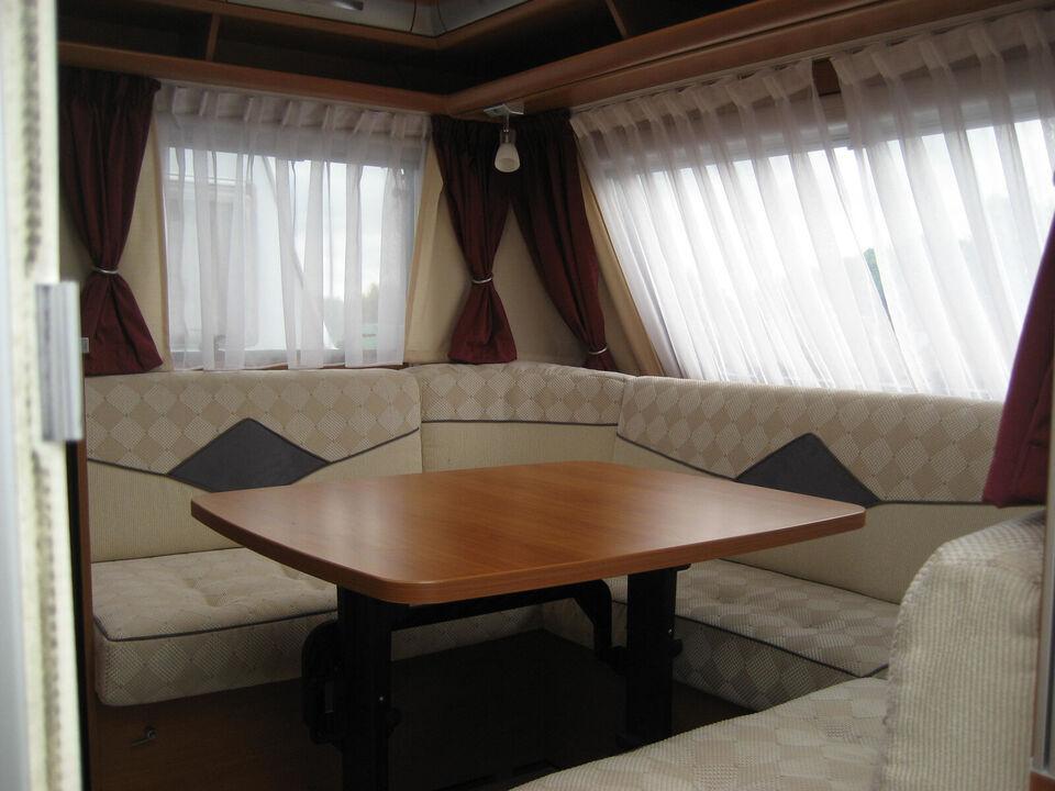 Campingvogn udlejes fra 1200 kr.