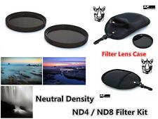 F267u ND4 ND8 Filter Lens 55mm for Panasonic DMC FZ70 DMC FZ72 DMC FZ50 DMC FZ30