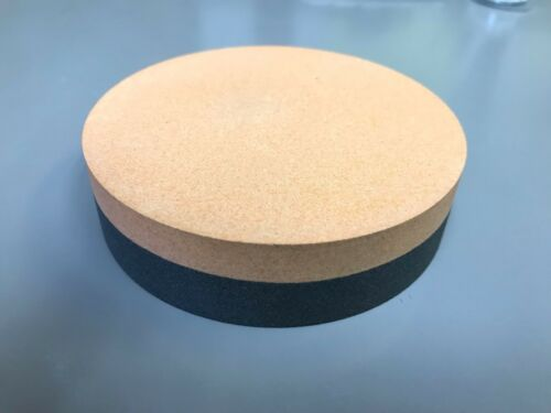 "1/"" Thick Combination India Stone New 4/"" Diameter"