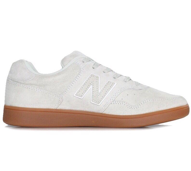 NUOVO Equilibrio NB   da ginnastica Uomo CT288WG-Bianco/Gum-