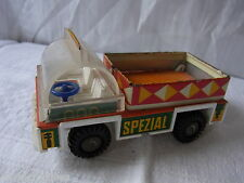 DDR Blechauto Special Truck, Filius,  MS -  Made in GDR