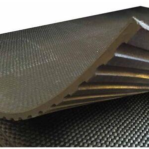 Rubber Mat Commercial Stable Floor Gym Matting 12mm Garage