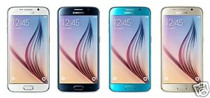 Samsung Galaxy S6 32GB 64GB 128GB Sprint Verizon US Cellular CDMA Unlocked