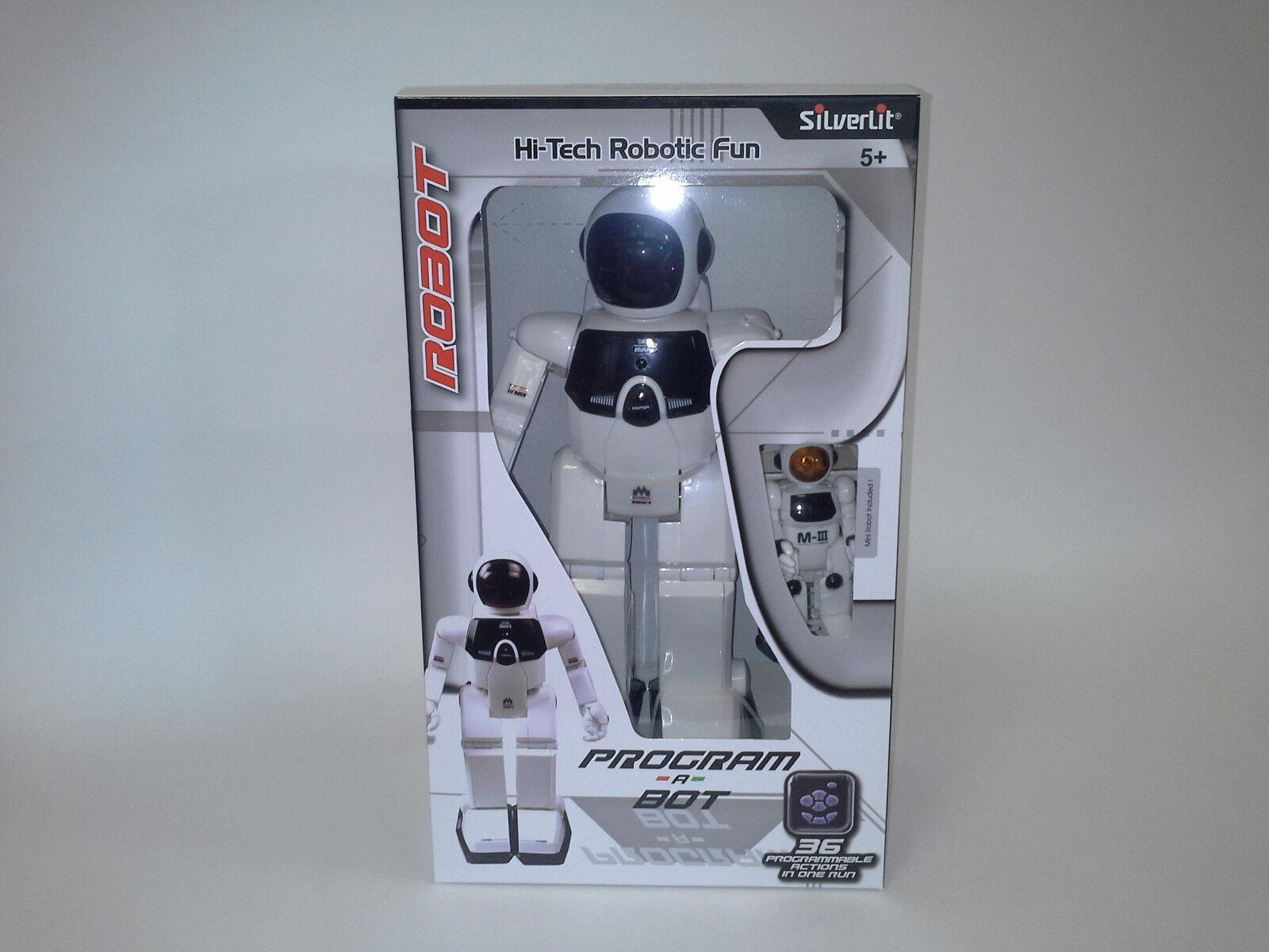 Programa Programa  A-BOT y Mini Robot. plataLIT. ITEM NO.88307. nuevo En Caja  descuento online