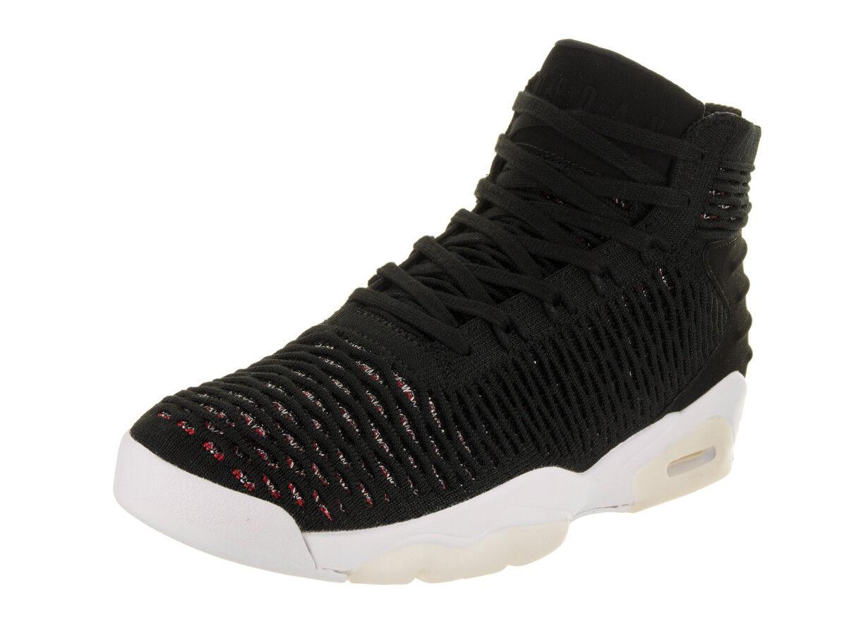 Nike Jordan Hommes Jordan / Flyknit Elevation 23 Noir / Jordan Noir /University rouge 1a5f17