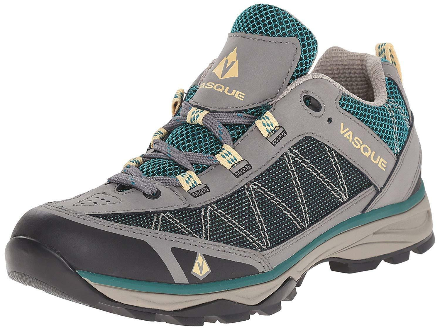 50%  OFF  NEW WMN'S VASQUE MONOLITH LOW HIKING BOOT, US 8, EVERGLADE.