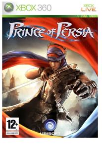 Xbox-360-Prince-of-Persia-version-original-Nuevo-y-Sellado-XBOX-ONE-COMPATIBLE