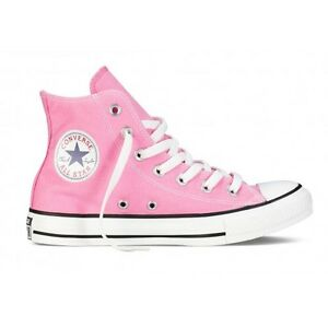 Converse All Star Classiche Rosa Pink Alte M9006 ORIGINALI ITALIA New Collecti