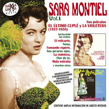 SARA MONTIEL-VOL.1(1957-1958)-CD