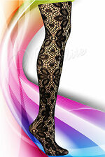 Pantyhose Tights One Size Stockings Sexy Black HIGH QUALITY Fashion Design 21505