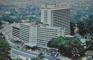 Hotel-Merlin-Largest-Hotel-In-Malaysia-Unposted-Vintage-Post-Card
