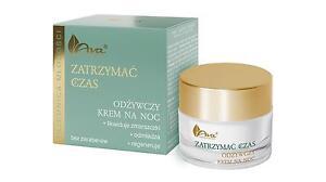 AVA Zatrzymać Czas krem na noc/ STOP TIME night cream with phytohormones