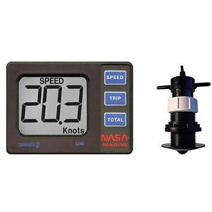 Nasa-Marine-Target-2-Speed-amp-Distance-Log-inc-Transducer