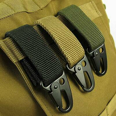 1Pc Outdoor Camping Equipment Carabiner Military Buckle Hunting Equipment Lock