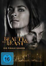 BEAUTY AND THE BEAST-STAFFEL 4 (KRISTIN KREUK, JAY RYAN,...)   DVD NEU