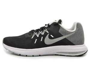Nike Zoom Winflo 2 Flash Black/Grey