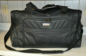 f8fbd58853 Details about Ascot Duffle Bag Tote Very Durable High Quality Bag Sport  Overnight